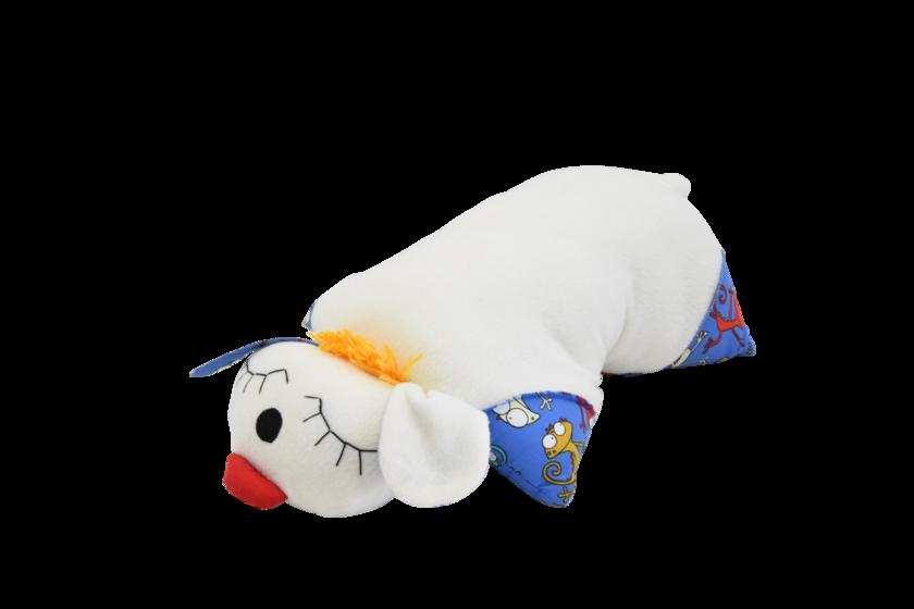 Kuschelkissen Hund